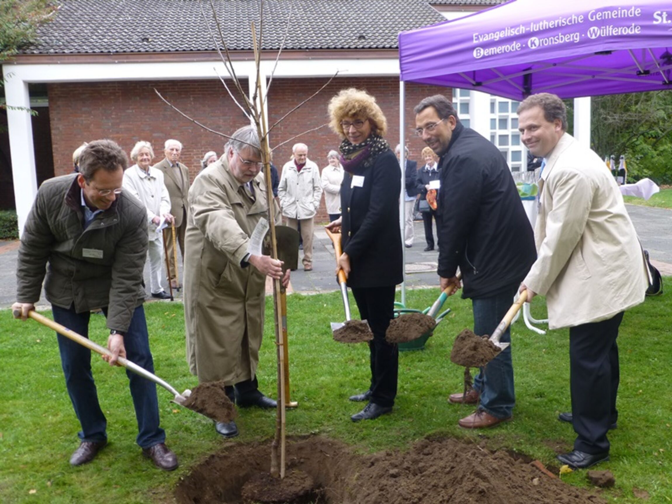 Ev.-luth. Kirchengemeinde St. Johannis Hannover-Bemerode – Pflanzen ...